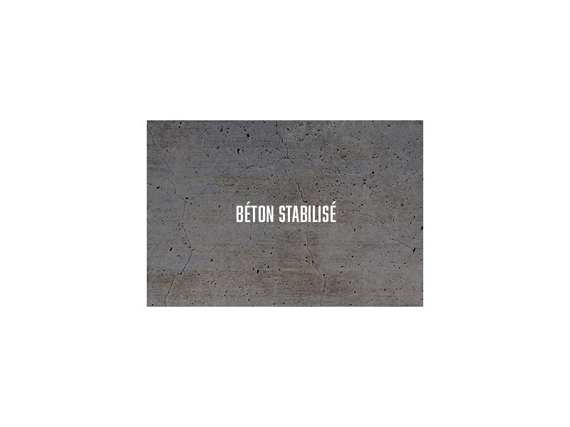 Béton stabilisé